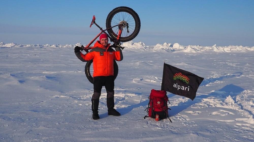 Булычев покорил Арктику