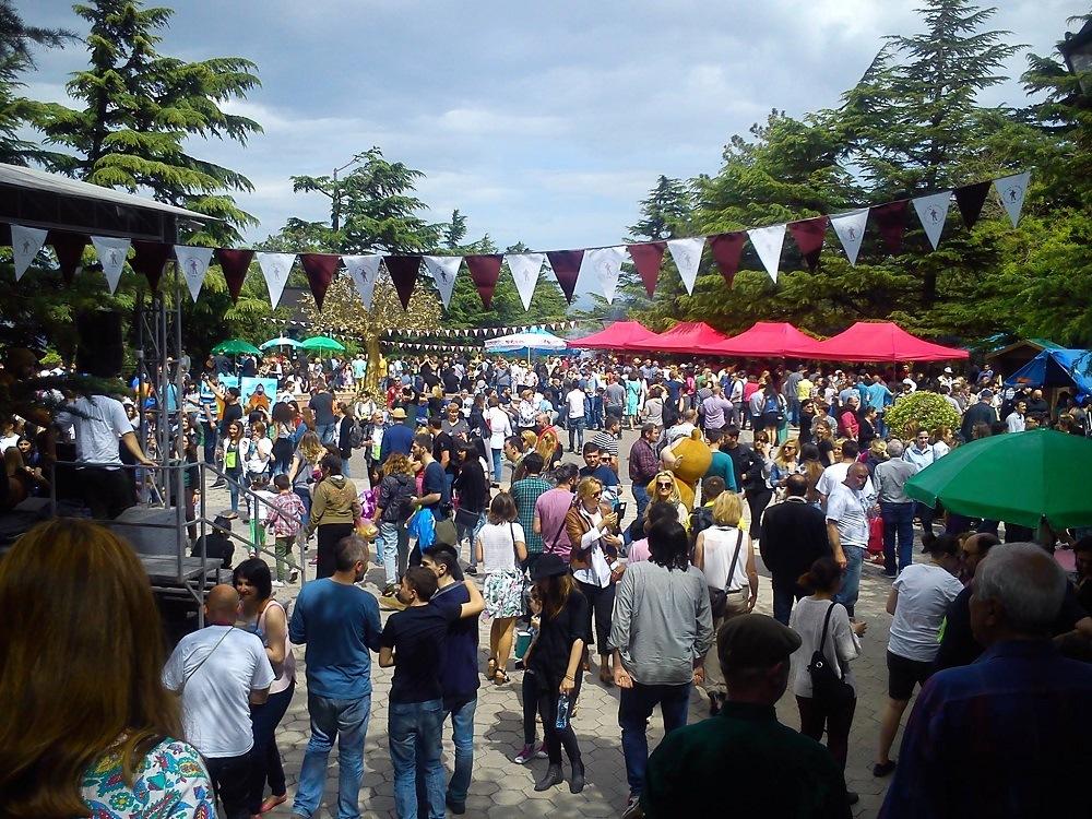 Фестиваль грузинского вина