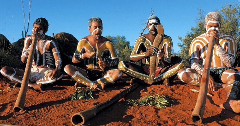 Австралия аборигены