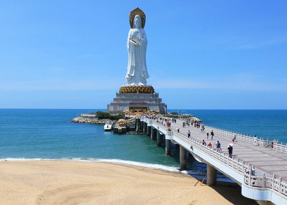 Китайский туризм. Остров Хайнань