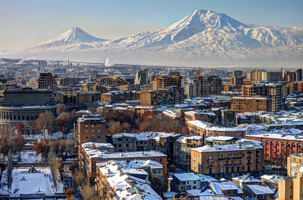 Древний Ереван