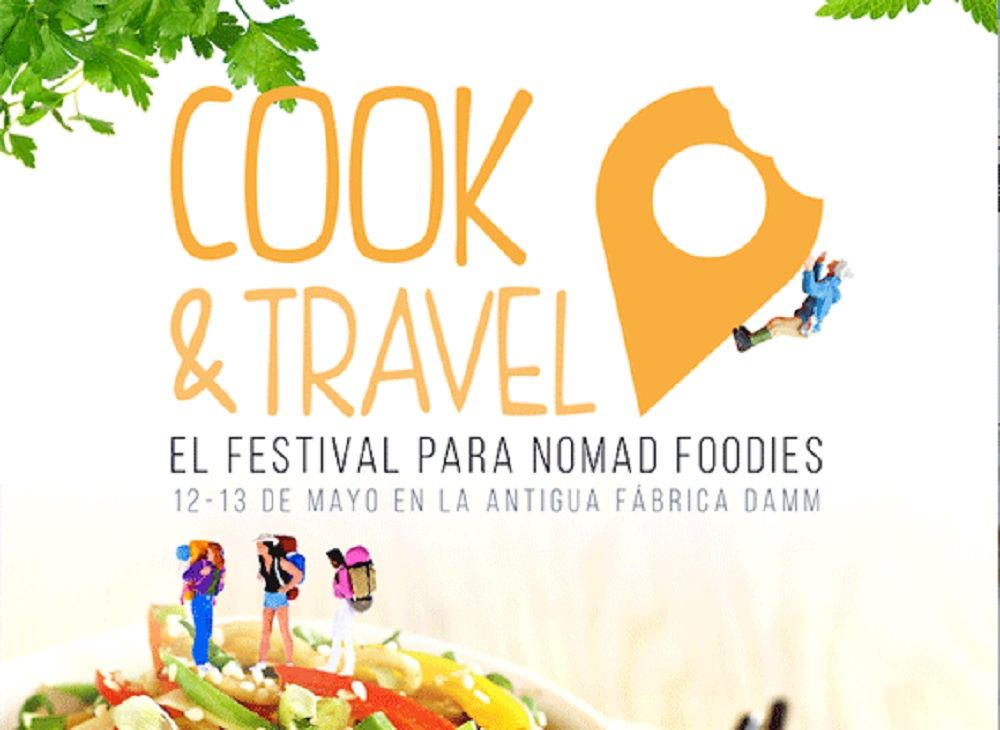 Фестиваль Cook & Travel пройдет в Барселоне