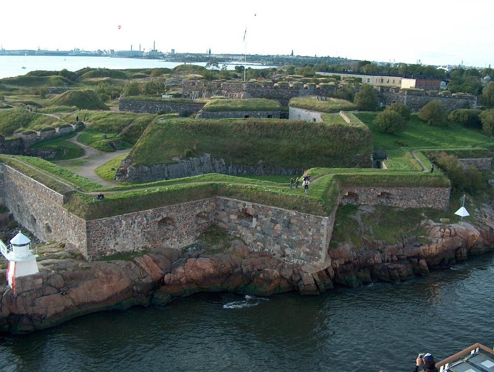 Крепость для хоббитов