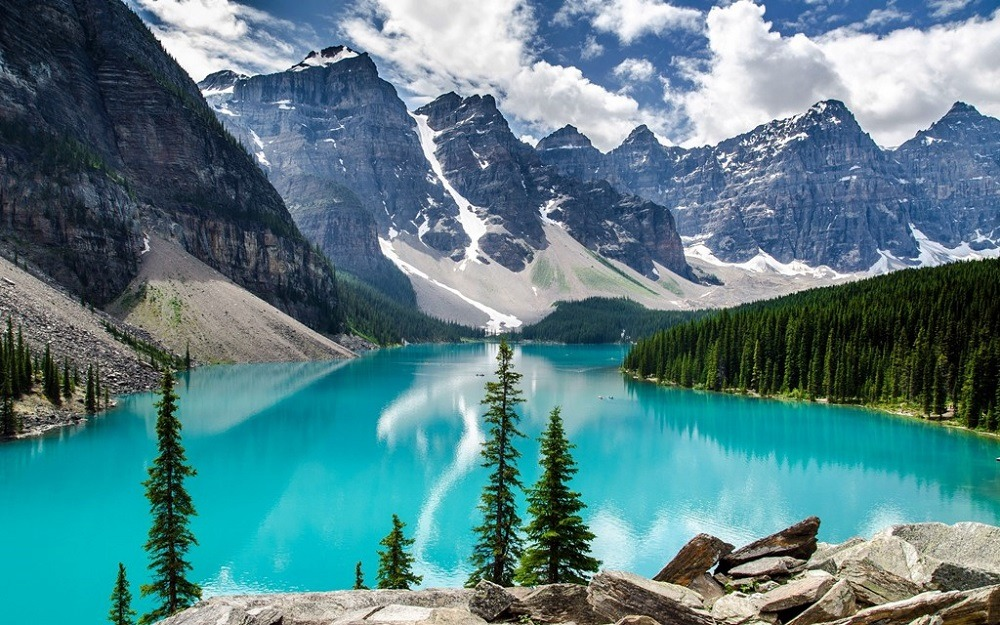 озеро Канада