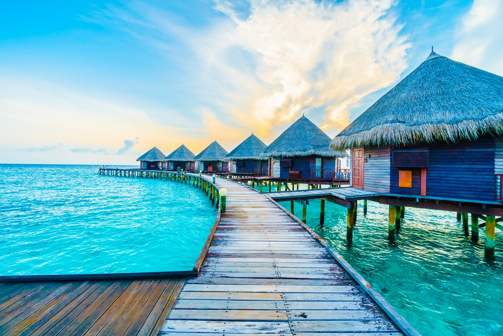 экономика Мальдив зависит от доходов с туризма