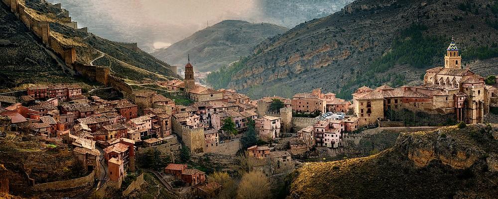 Арагон Испания