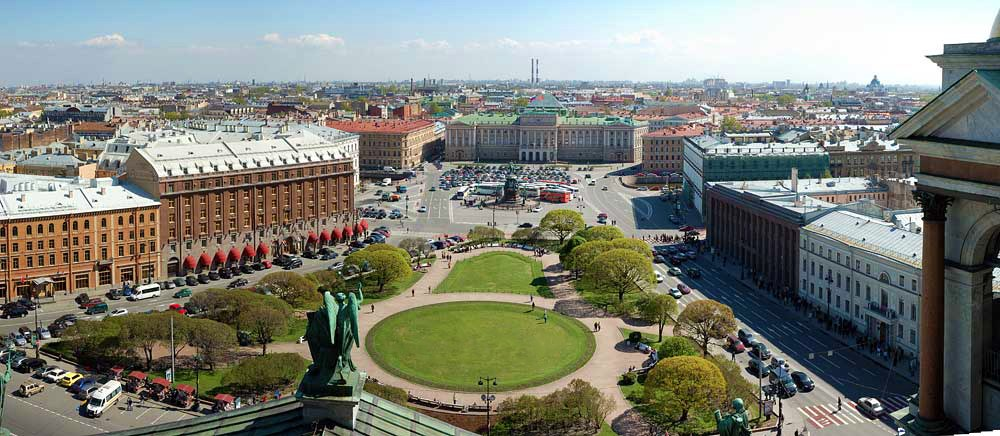 Панорама Санкт-Петербург
