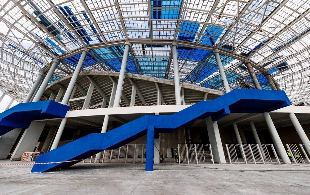 Стадион готов