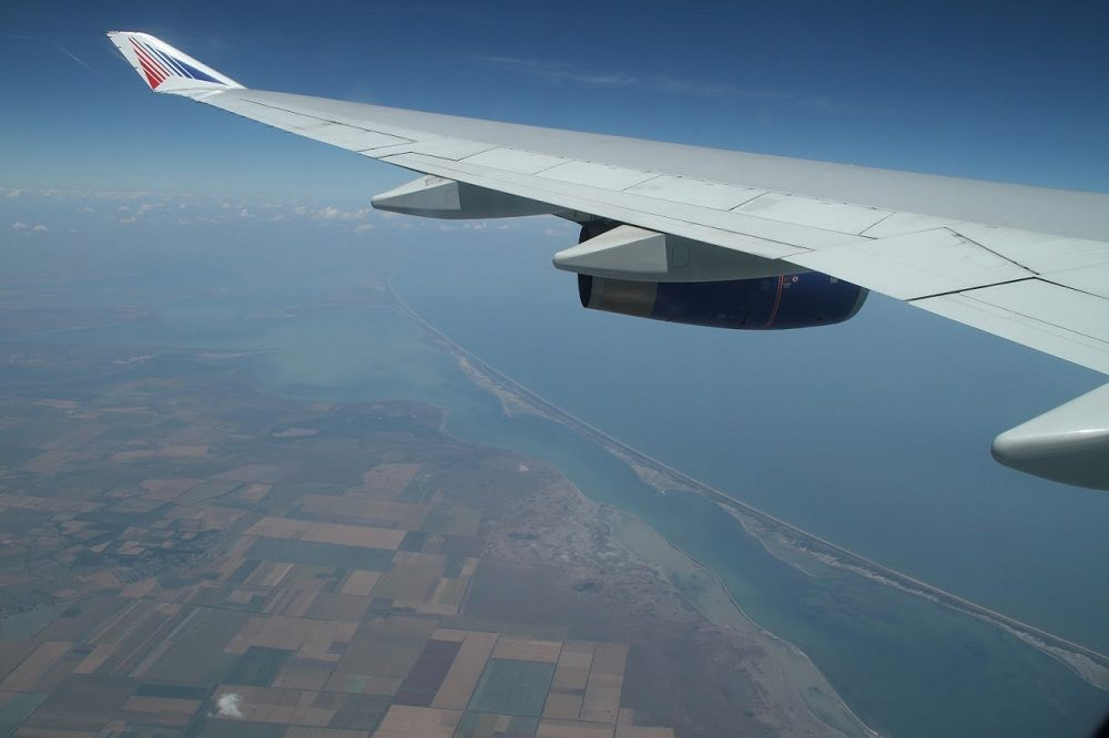 перелет в Крым