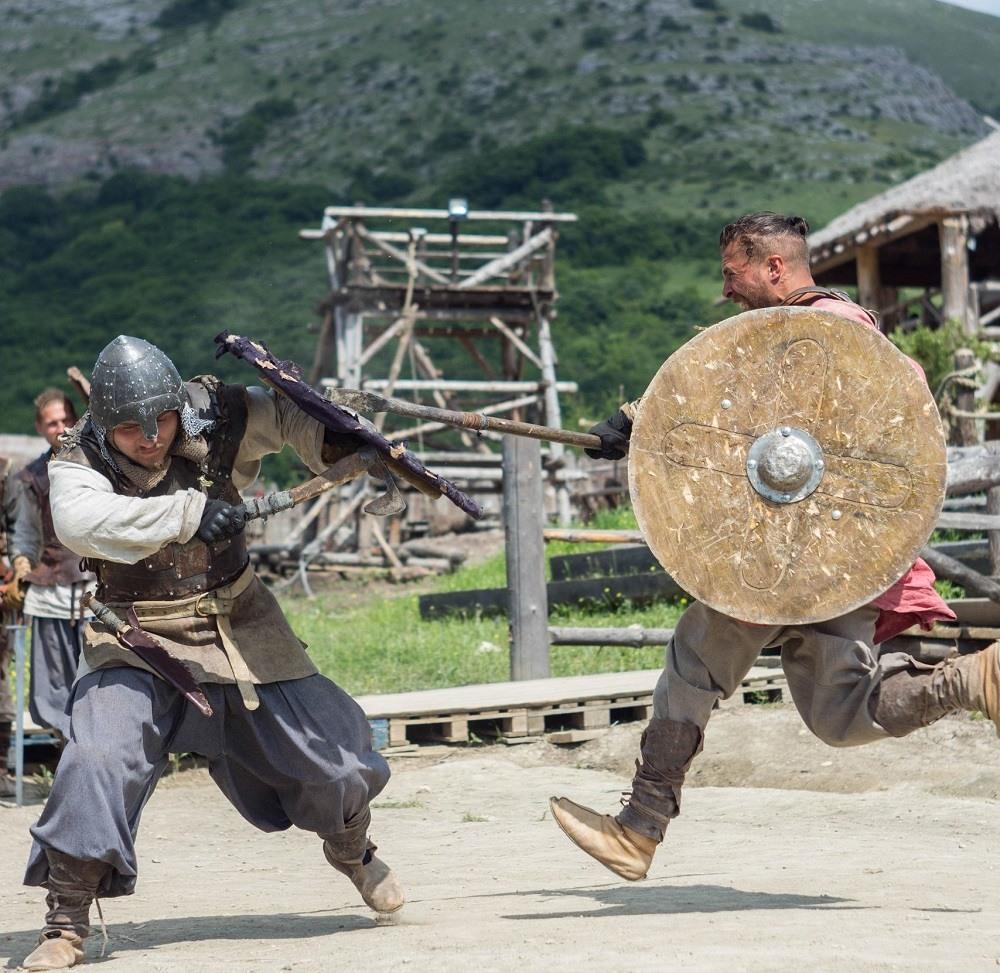 Открой Крым битва викингов