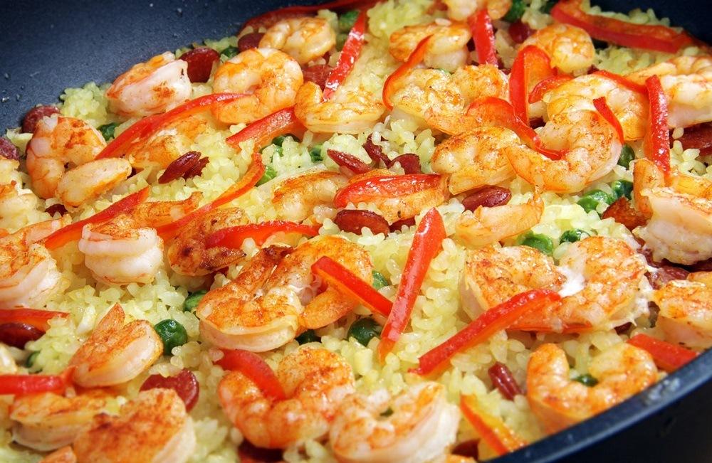 Паэлья , Испанская кухня