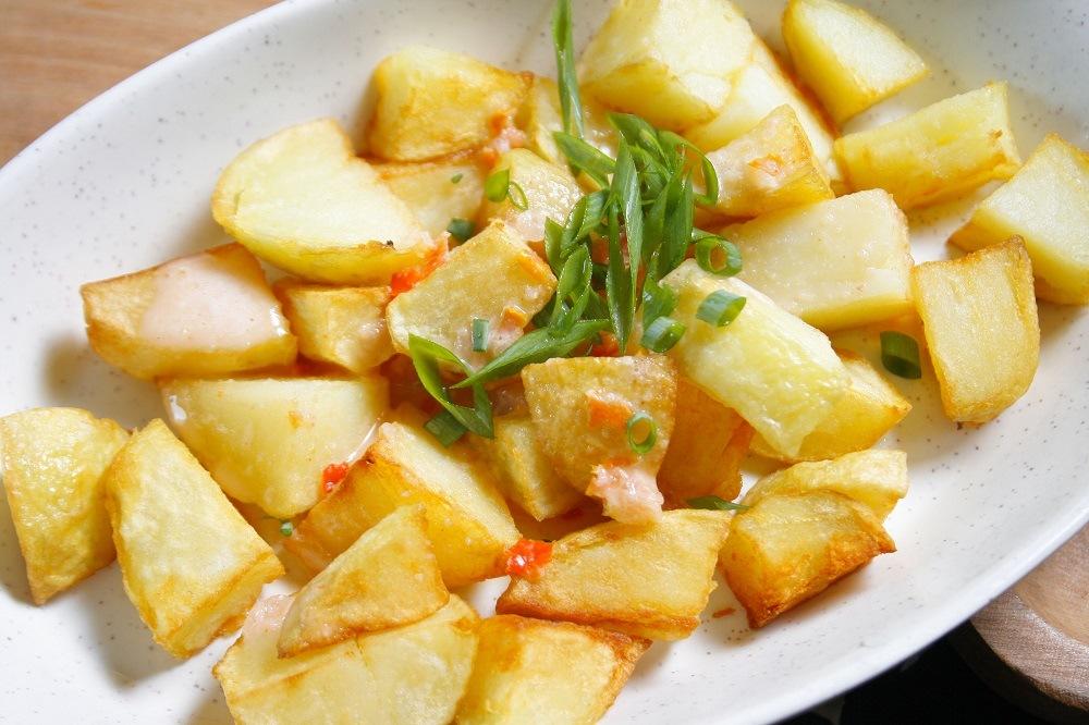 Пататас Бравас , кухня Испании
