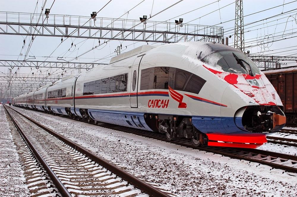 Поезд Сапсан