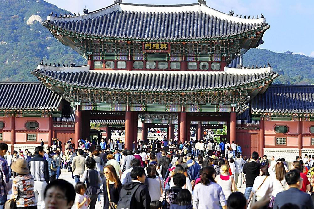 Туризм Южная Корея