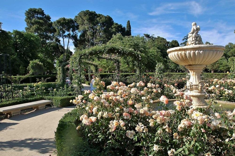 Парк Мадрид