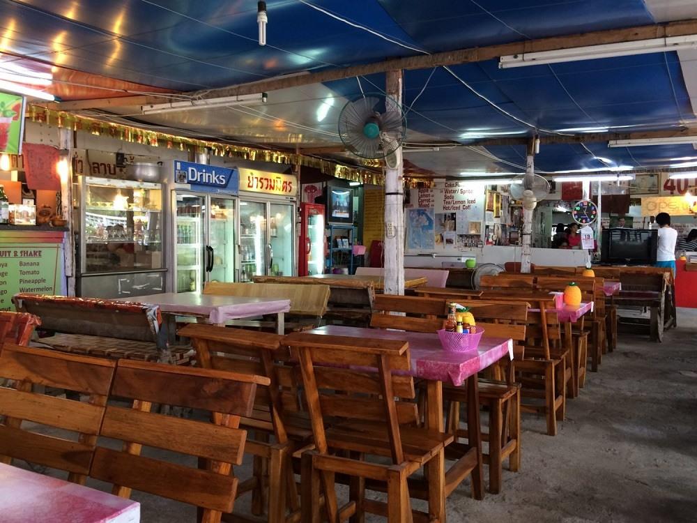 Кафе Таиланд