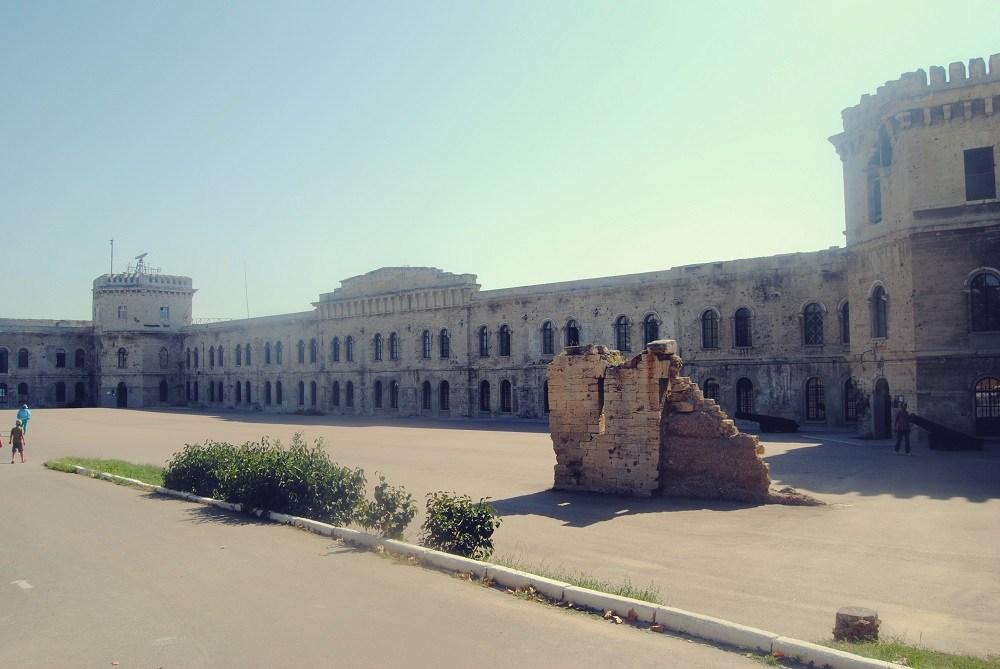Михайловская крепость