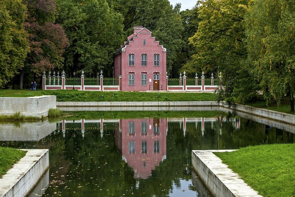 Голландский домик