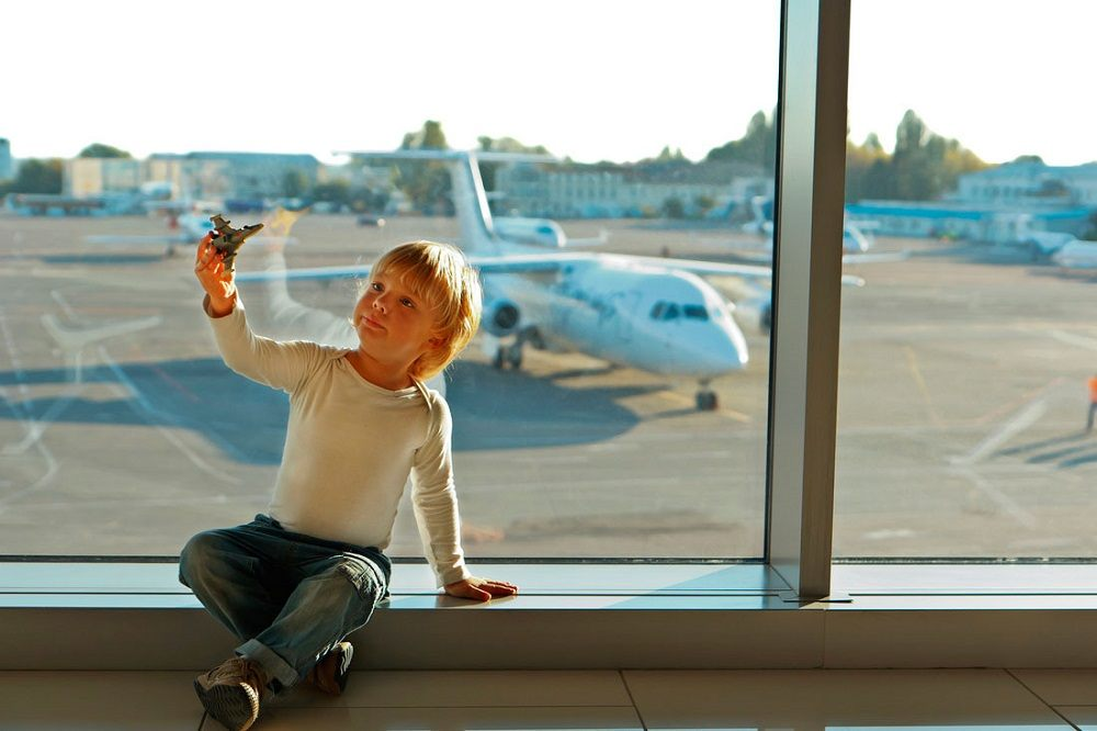 Купить авиабилет для ребенка