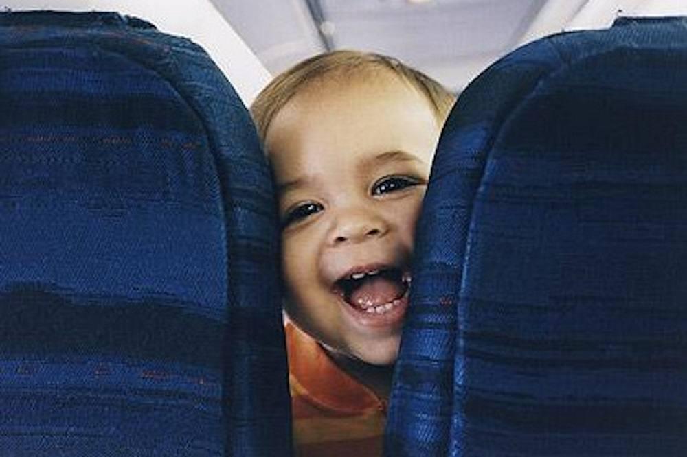 Детские авиабилеты