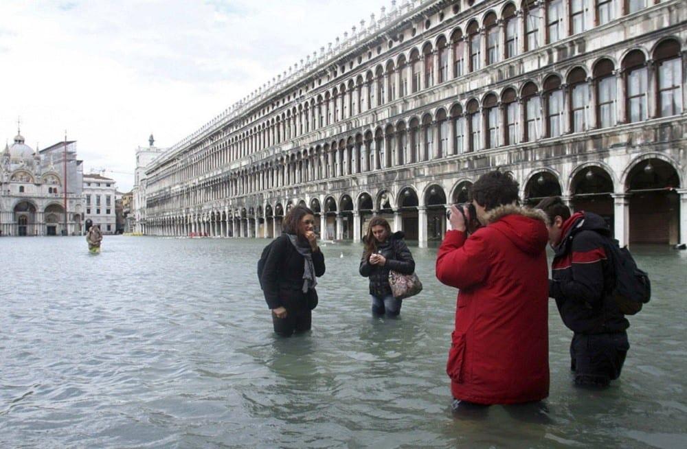 Венеция 2018
