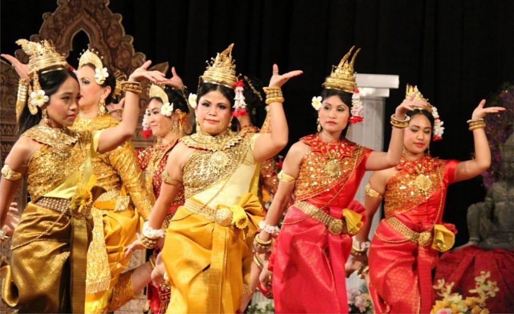 Новый год по-кхмерски