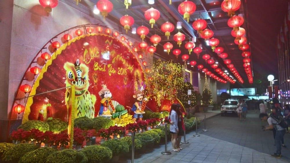 Люде, картинки вьетнамский новый год