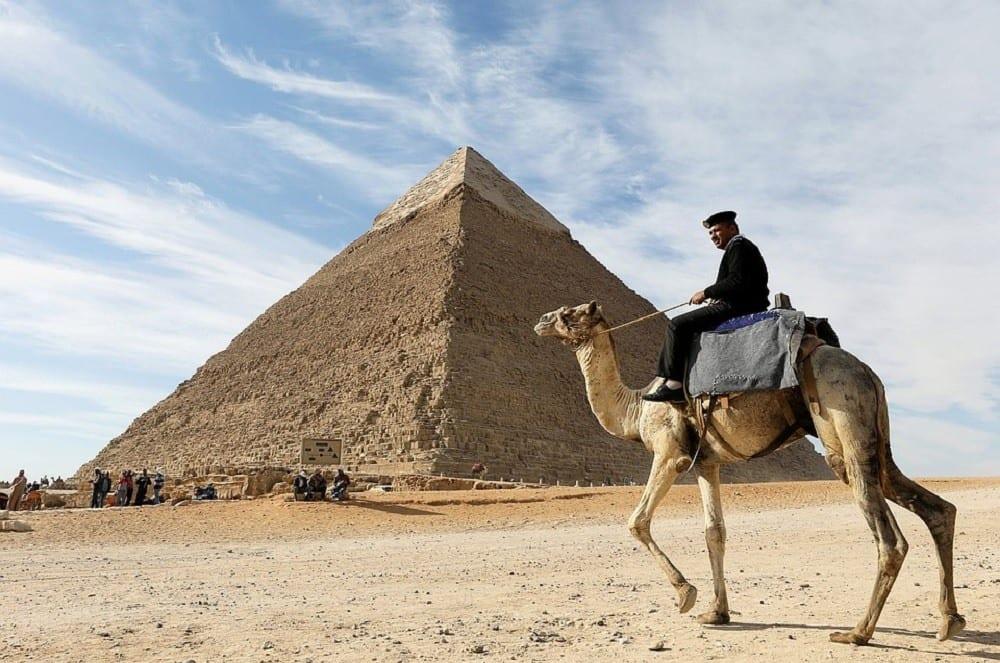 За границей без визы в Египте