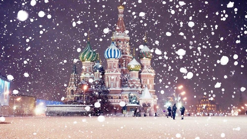 Где встретить новый год 2019 в России