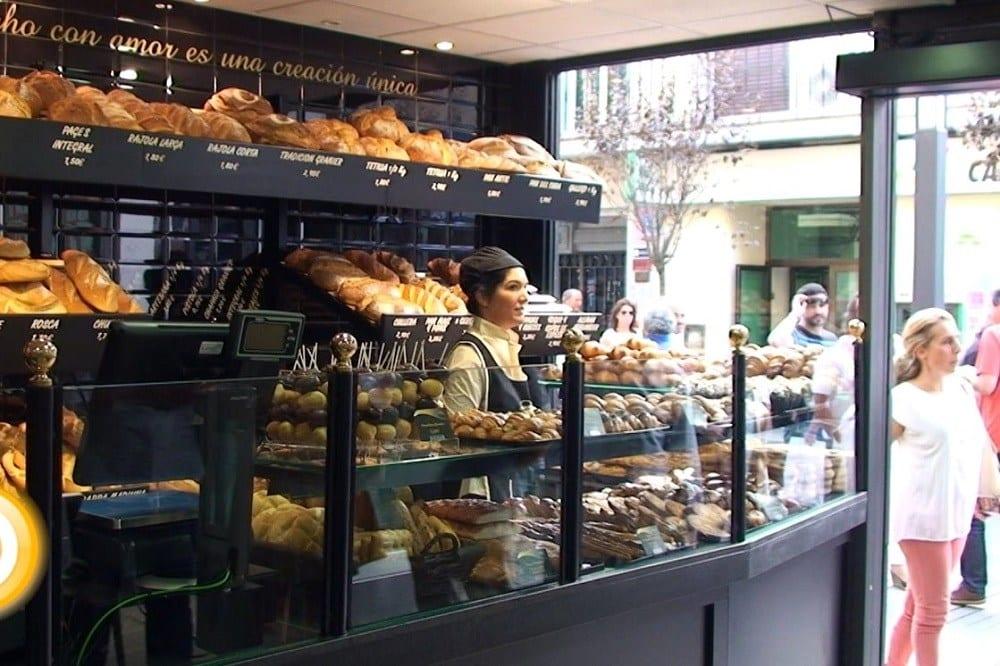 Испанская пекарня