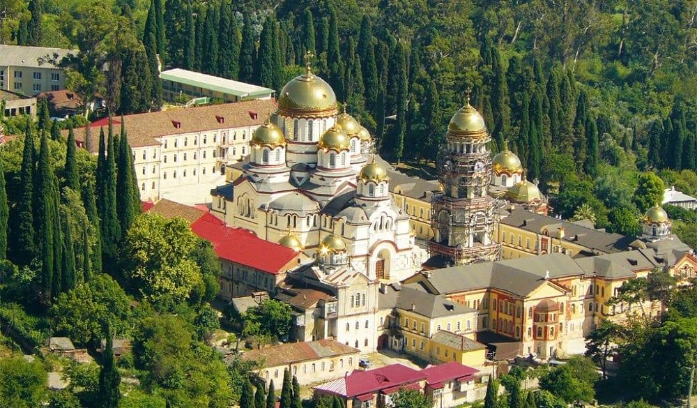 Новоафонский Симоно-Кананитский монастырь