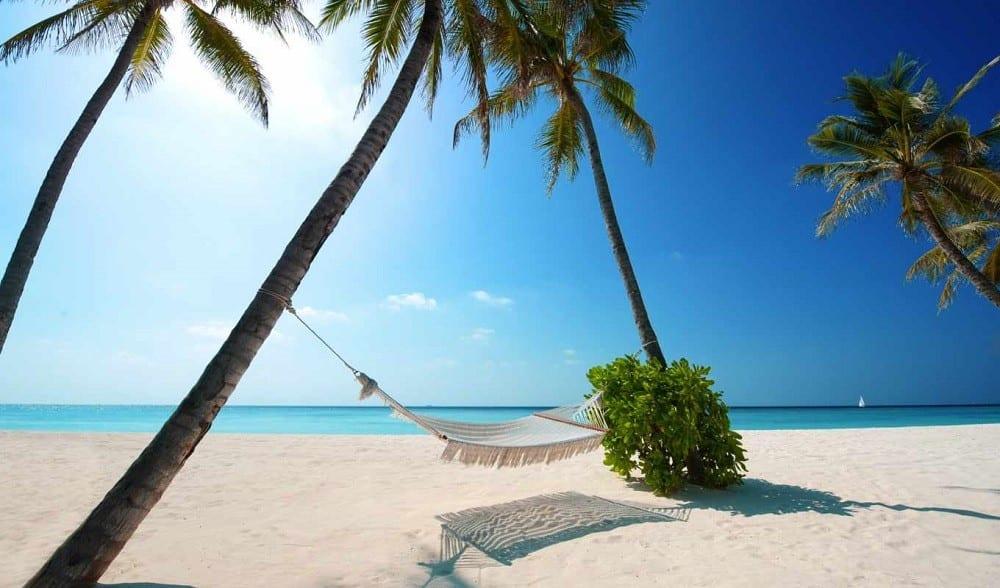 Гоа чистый пляж