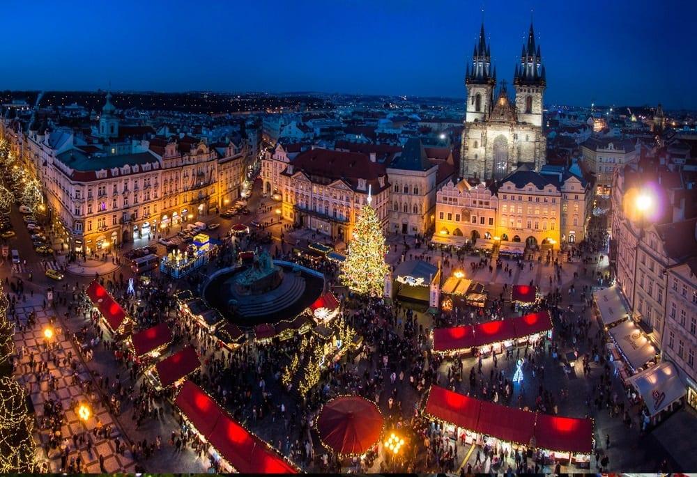 Новогодний тур в Чехию