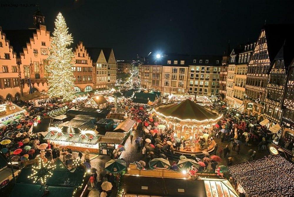 тур в Чехию на новый год