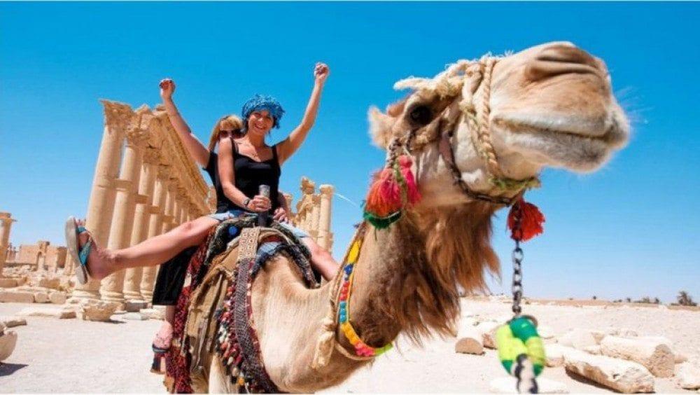 новогодний тур в Египет