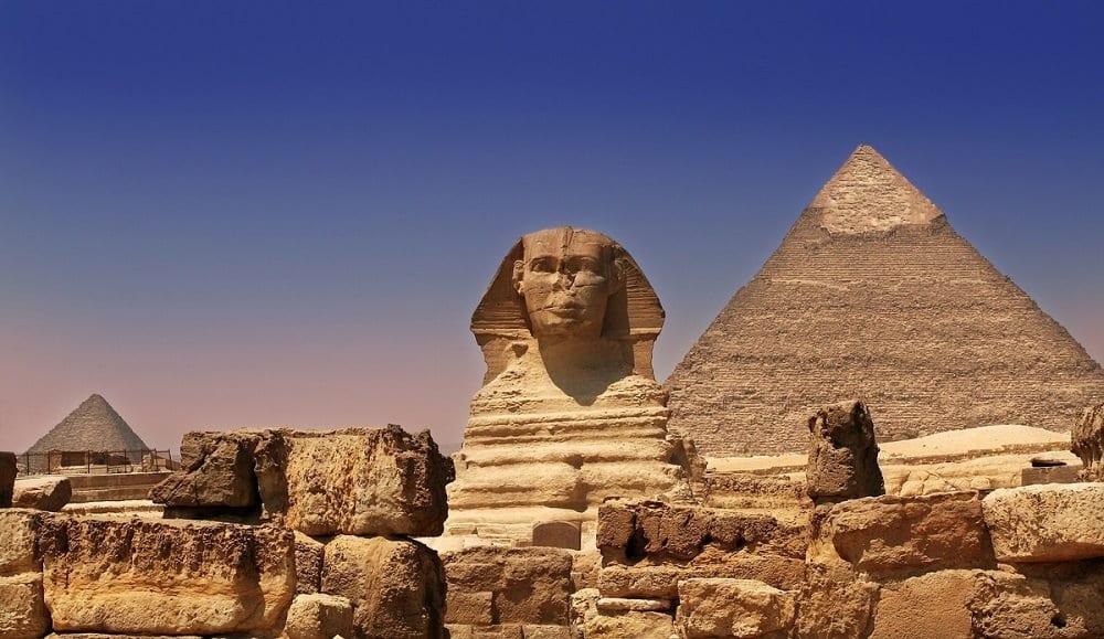 Отдых в Египте Сфинкс