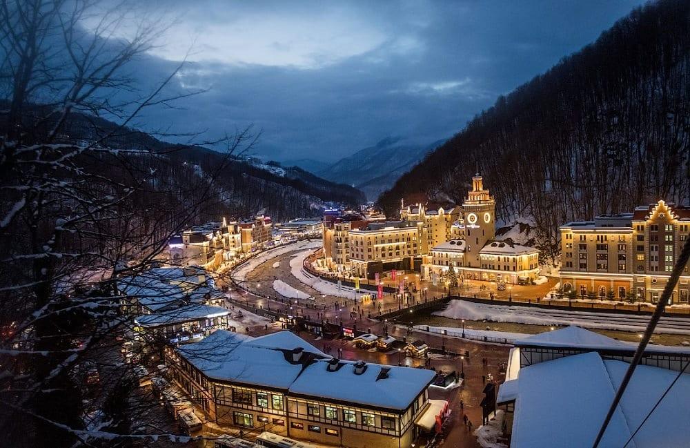 Купить новогодний тур в Сочи