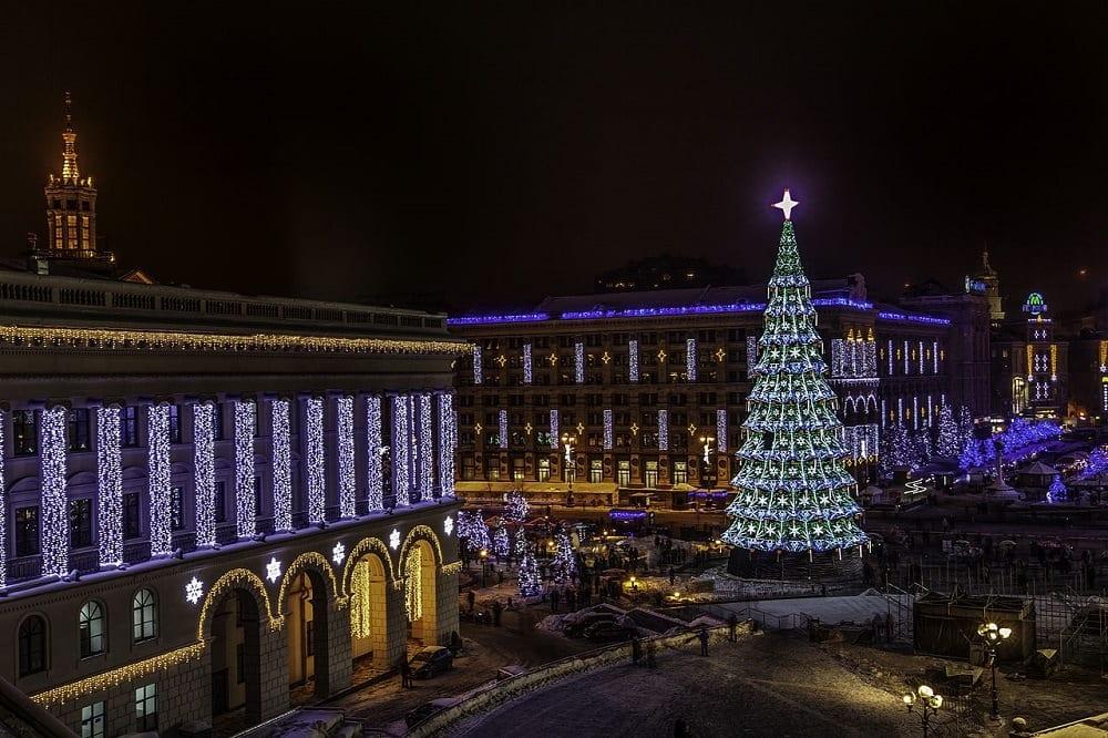 Встретить Новый год в Калининграде