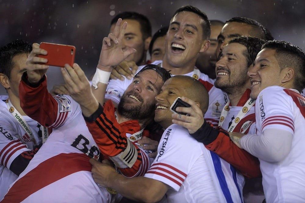 матч южноамериканского Кубка Либертадорес