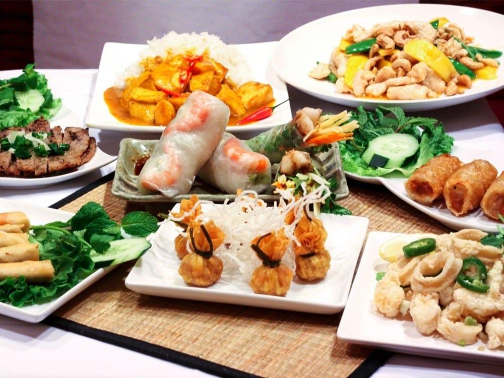 Вкусная вьетнамская кухня
