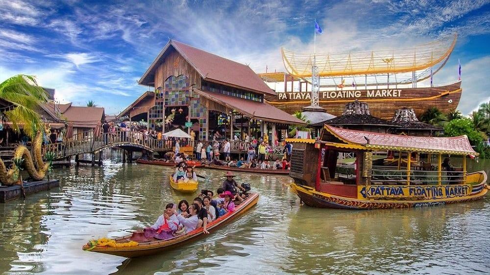 злачный курорт Таиланда