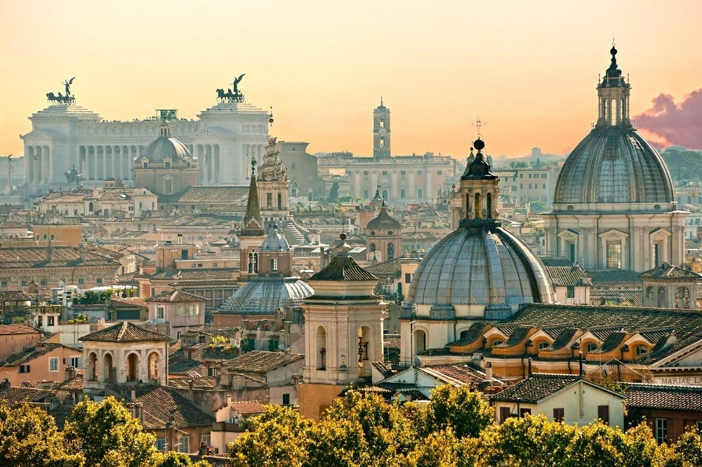 Вечный Рим