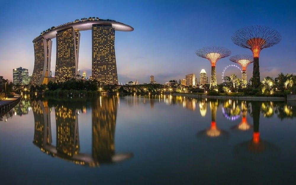 купить тур в Сингапур