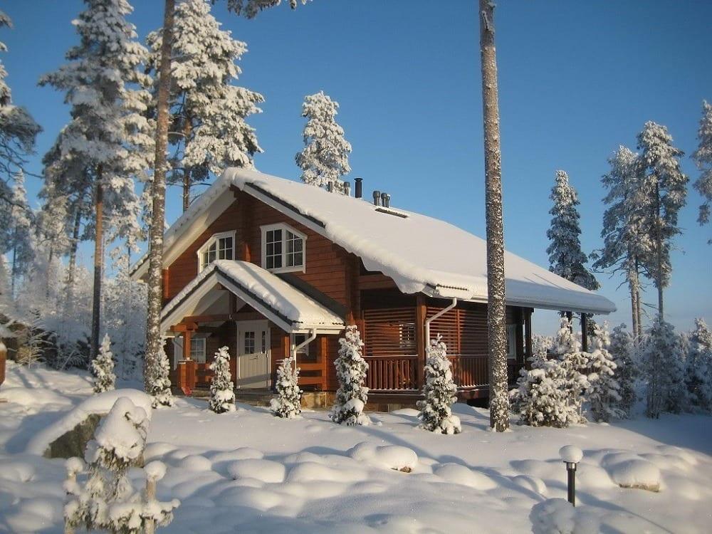 Новогодний тур в Финляндию