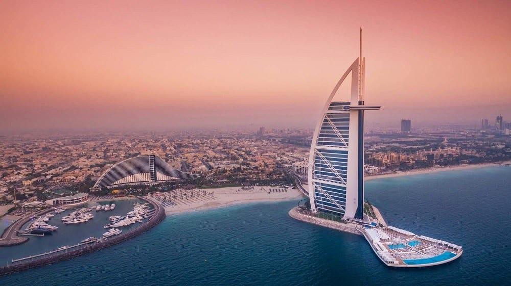 Отпуск в ОАЭ
