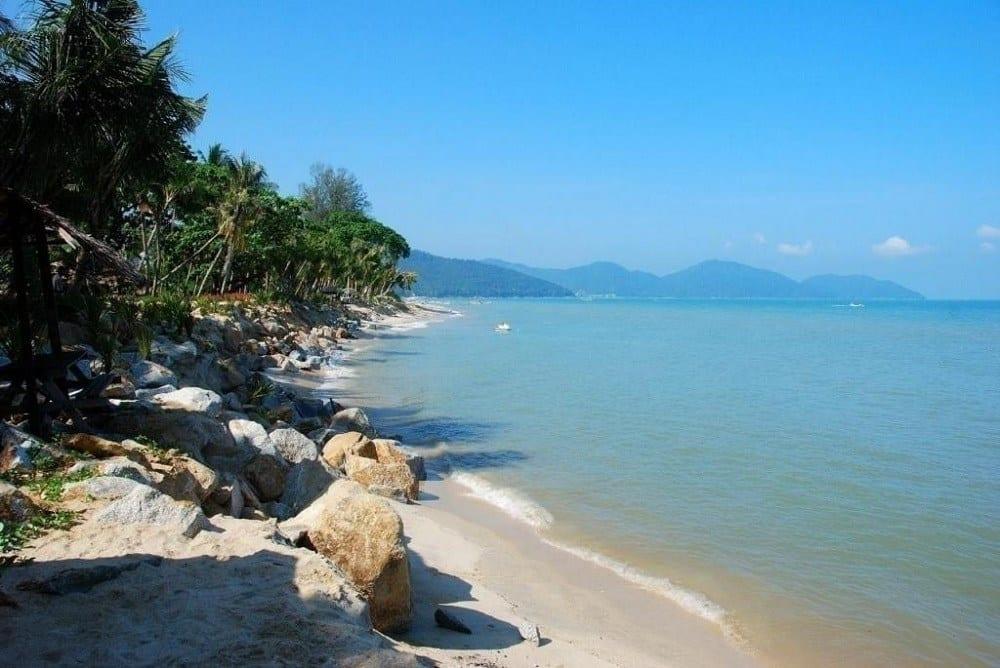 Остров Пенанг.
