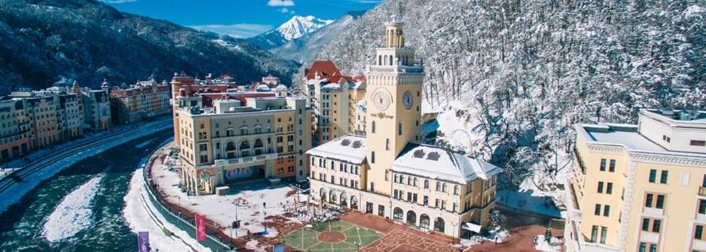 Какие горнолыжные курорты России выбирают