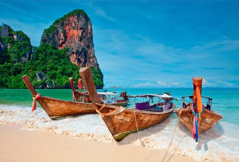 Поехать зимой в Таиланд