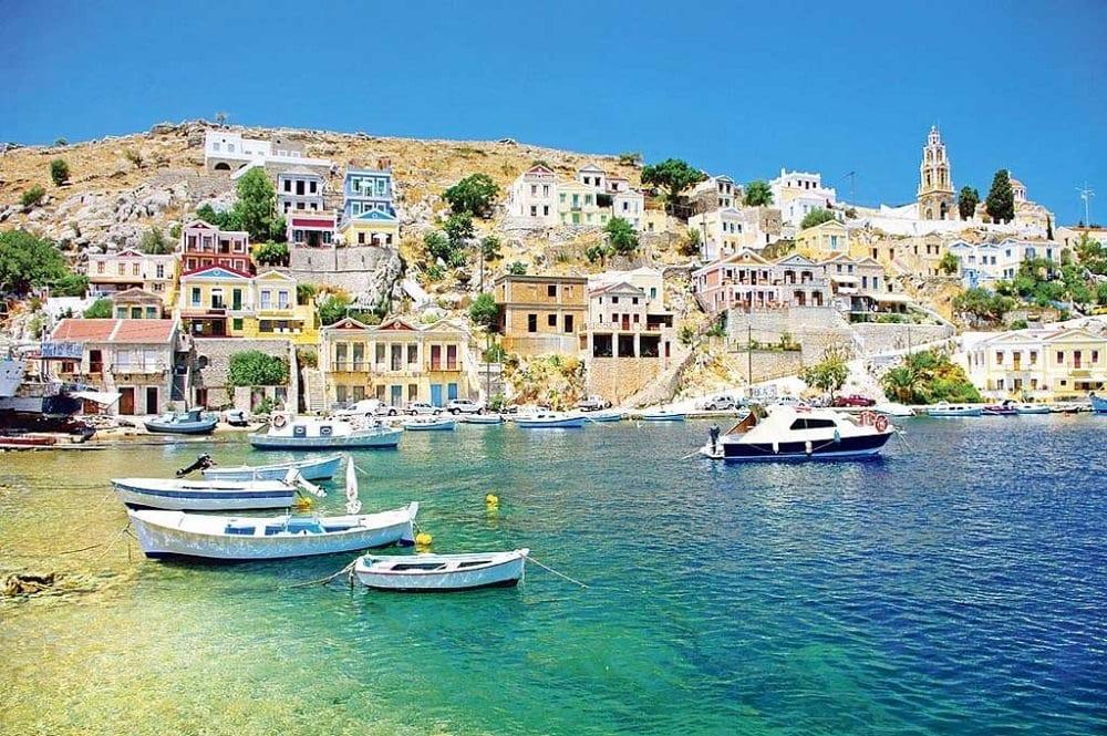В Грецию в октябре