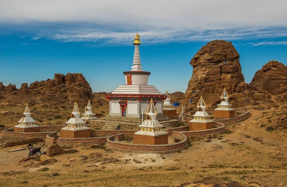 Туризм Монголии